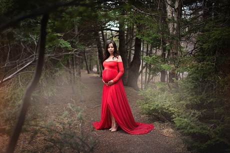 Fantasy Maternity Photo Shoot Aamie Gillam Photography