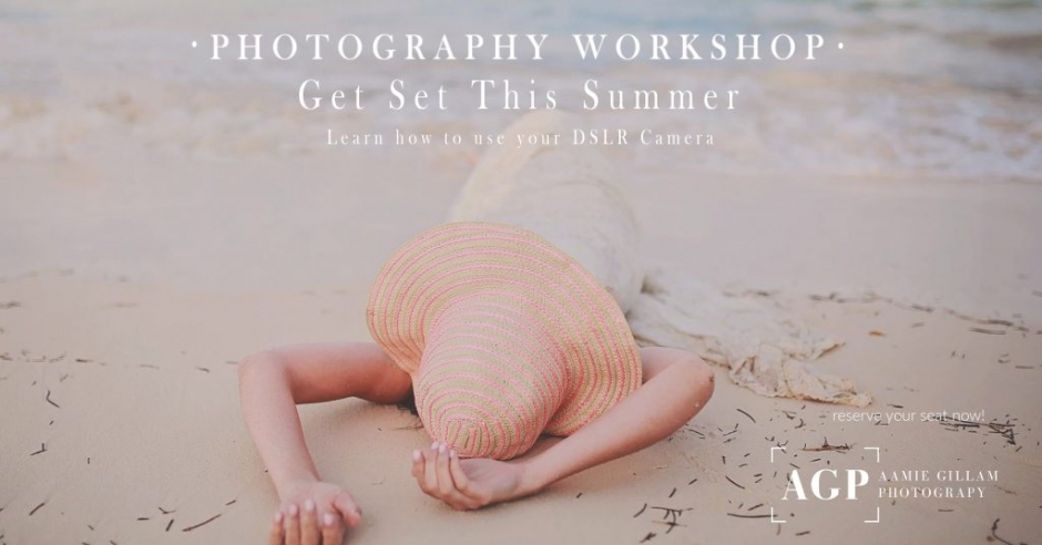 AGP Photography Workshop